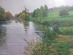 river at Shiplake