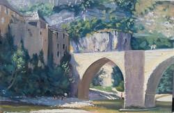 Le pont de st Enimie