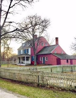 Hewlett House