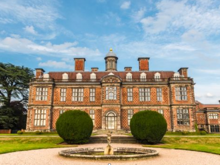 Sudbury Hall – A Beautiful National Trust Property Close To The D&P