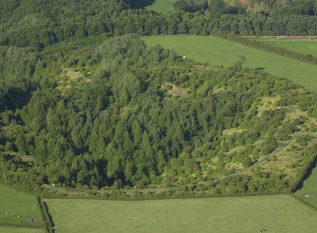 The Fauld Explosion and Hanbury Crater