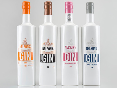 NELSON'S GIN - A LOCALLY SOURCED TIPPLE