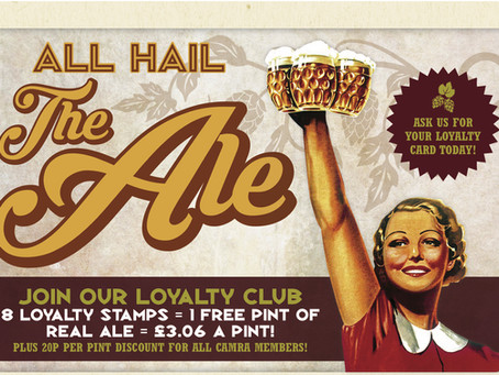 Real Ale Loyalty Club