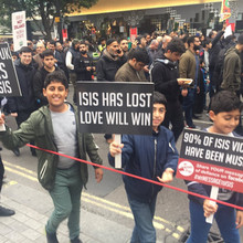 Ashura-optog London