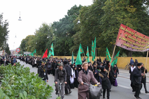 Ashuraoptog i København