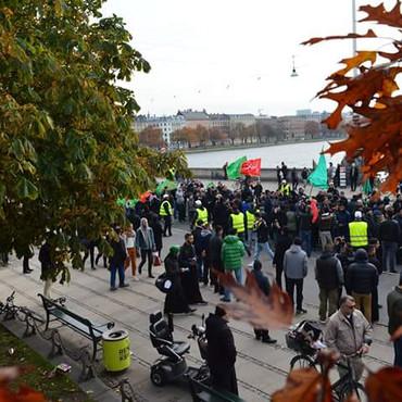 Ashuraoptog -København