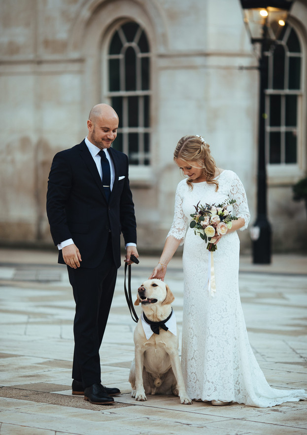 London Guildhall Wedding