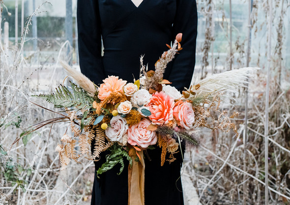 Autumn Boho Wedding
