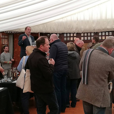 Whisky Rover Report on The Dornoch Whisky Festival Gala Tasting