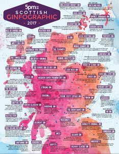Ginfographic courtesy of Socttish Gins (www.5pm.co.uk)