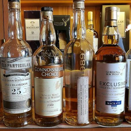 Dornoch Whisky Festival Independent Bottling Masterclass
