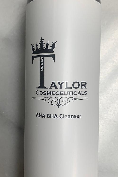 AHA BHA Cleanser