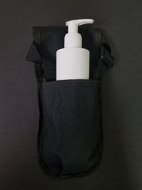 Massage Holster with Bottle