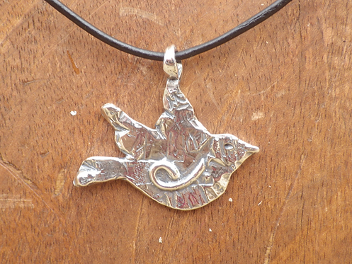 Gift Dove (Sterling Silver)