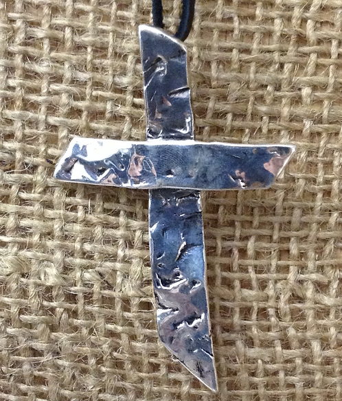 Life Cross (Sterling Silver)