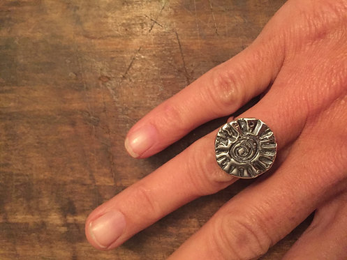 Ageless ring-silver