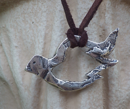 Pursuing Wisdom (Sterling Silver)