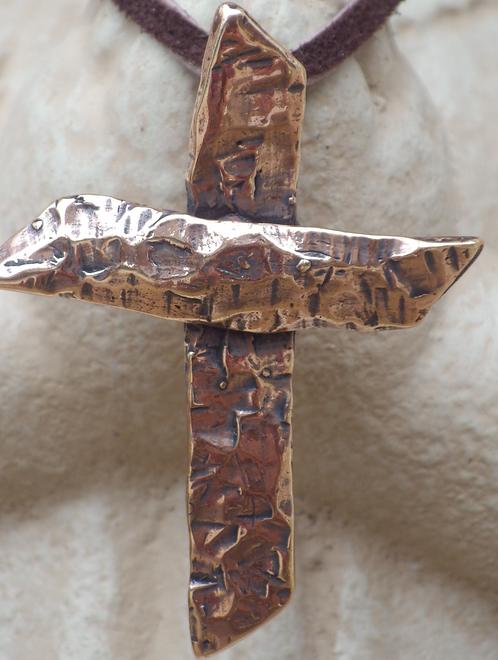 Life Cross (Bronze)