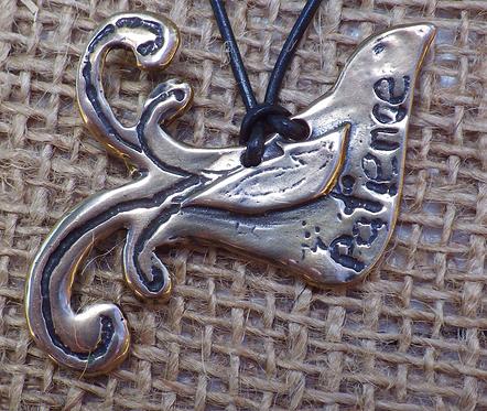 Patience Dove (Bronze)