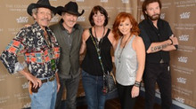 Reba McEntire Wearing Ageless by Marti Perkins Originals