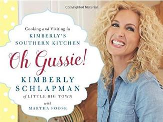Marti Perkins Originals in Cookbook Photoshoot