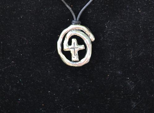 Journey Cross (Sterling Silver)