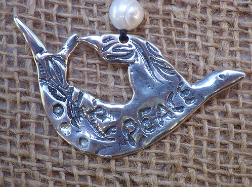 Peace Dove (Sterling Silver)