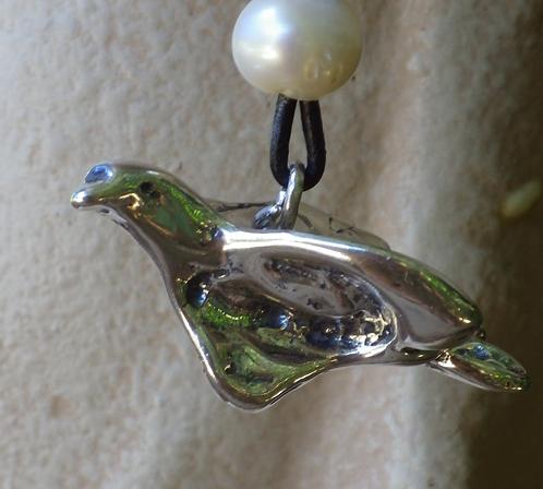 Trust Dove (Sterling Silver)