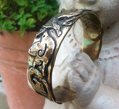 Gifts and Talents Cuff (Bronze)