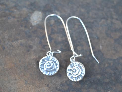 Ageless Earrings (Sterling Silver)