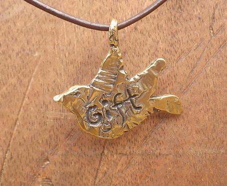 Gift Dove (Bronze)
