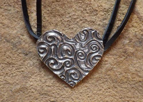 Choose Love (Sterling Silver)