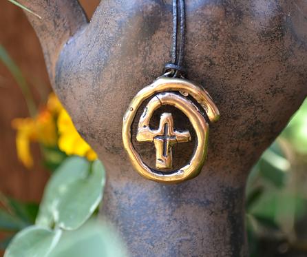 Journey Cross (Bronze)