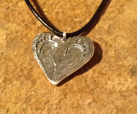 Imidido Project Heart (Sterling Silver)