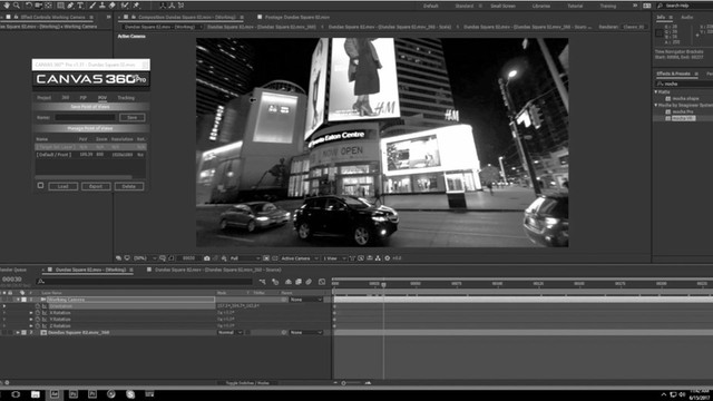 VFX and POST