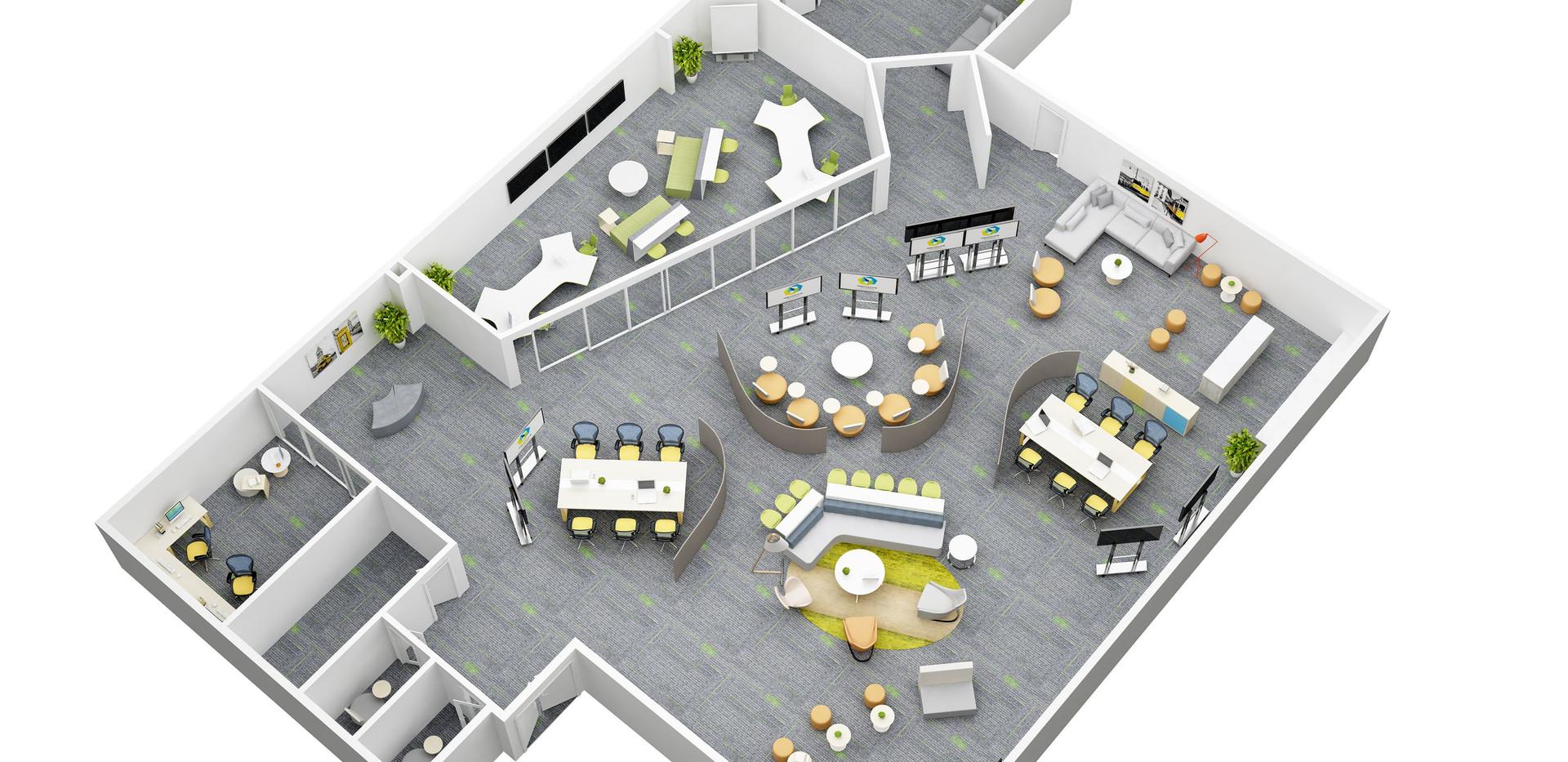 Jillahines_3D floor plan studio