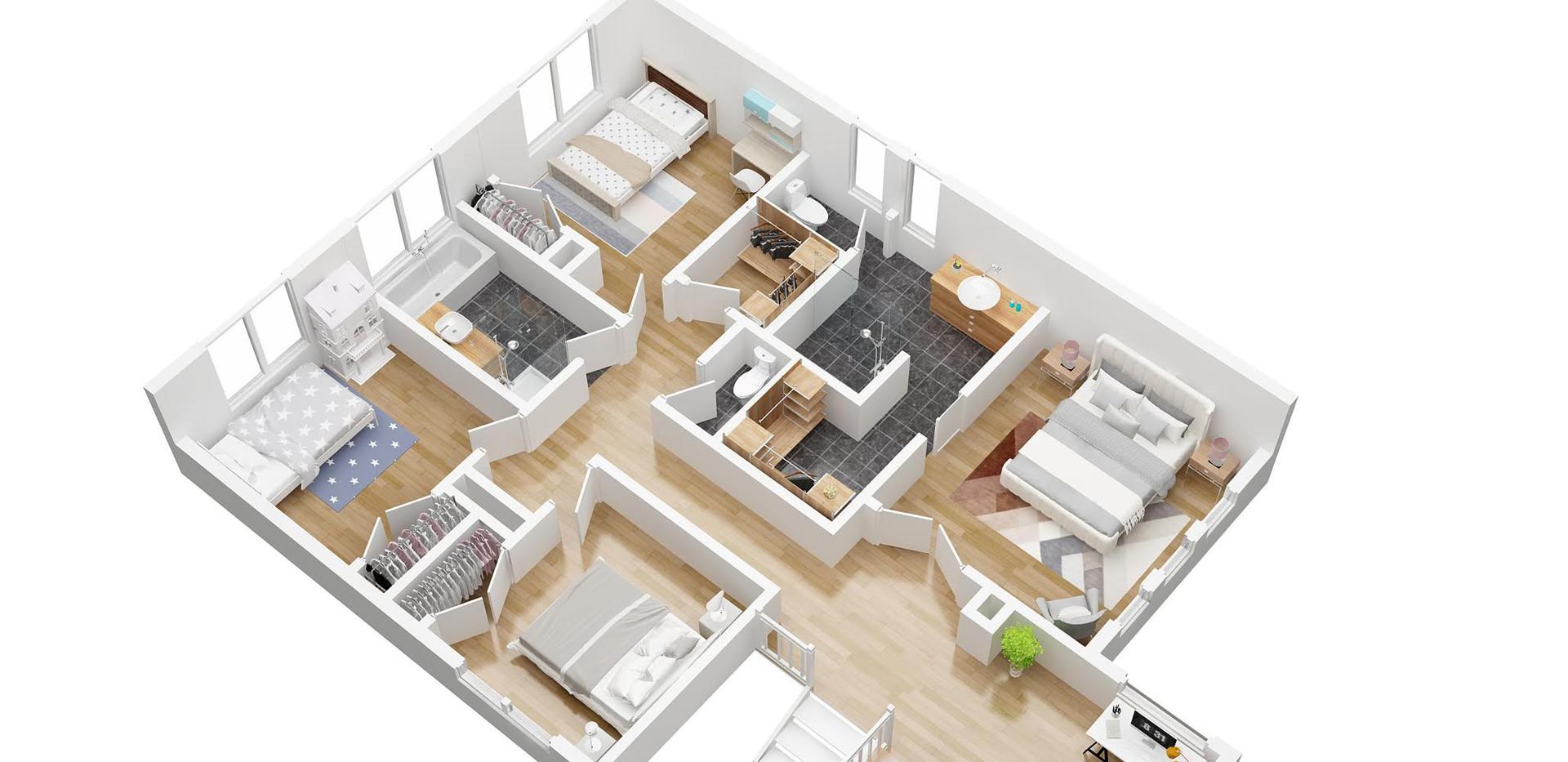 johannafikkers_1st floor_3D  floor plan