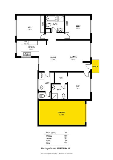 2d floor plan portrait orientation