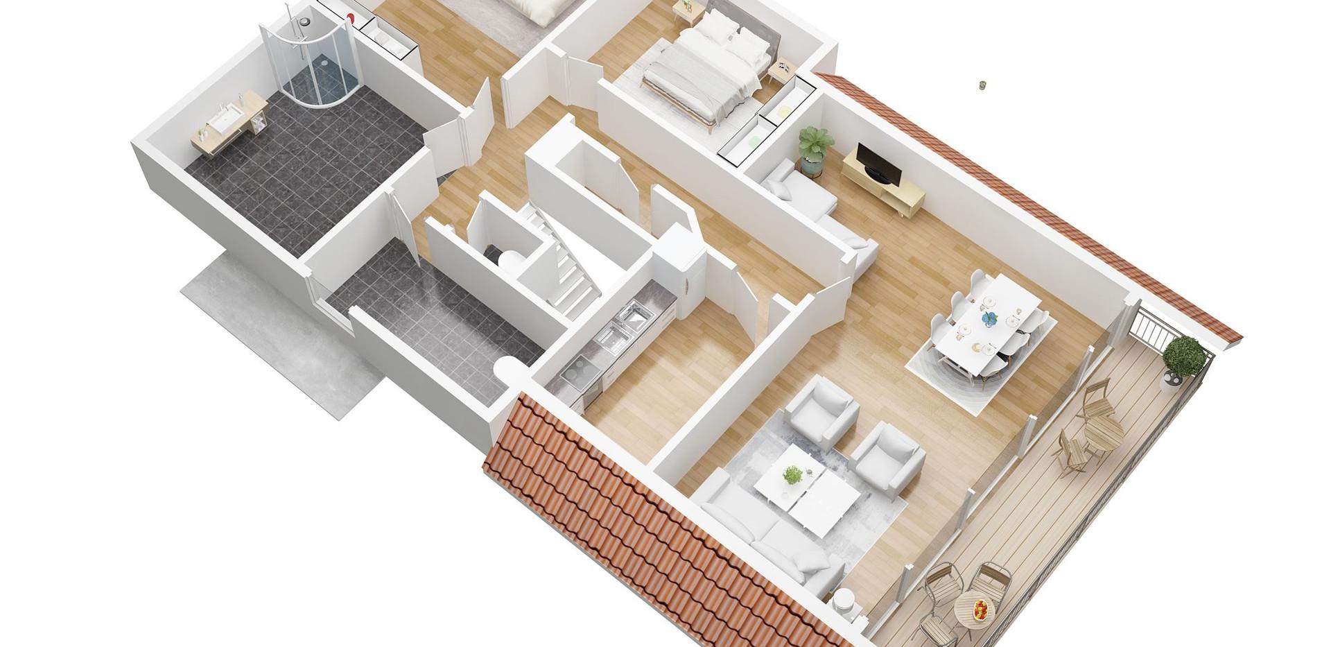 heggerkruessel_Firstfloor_3D  floor plan