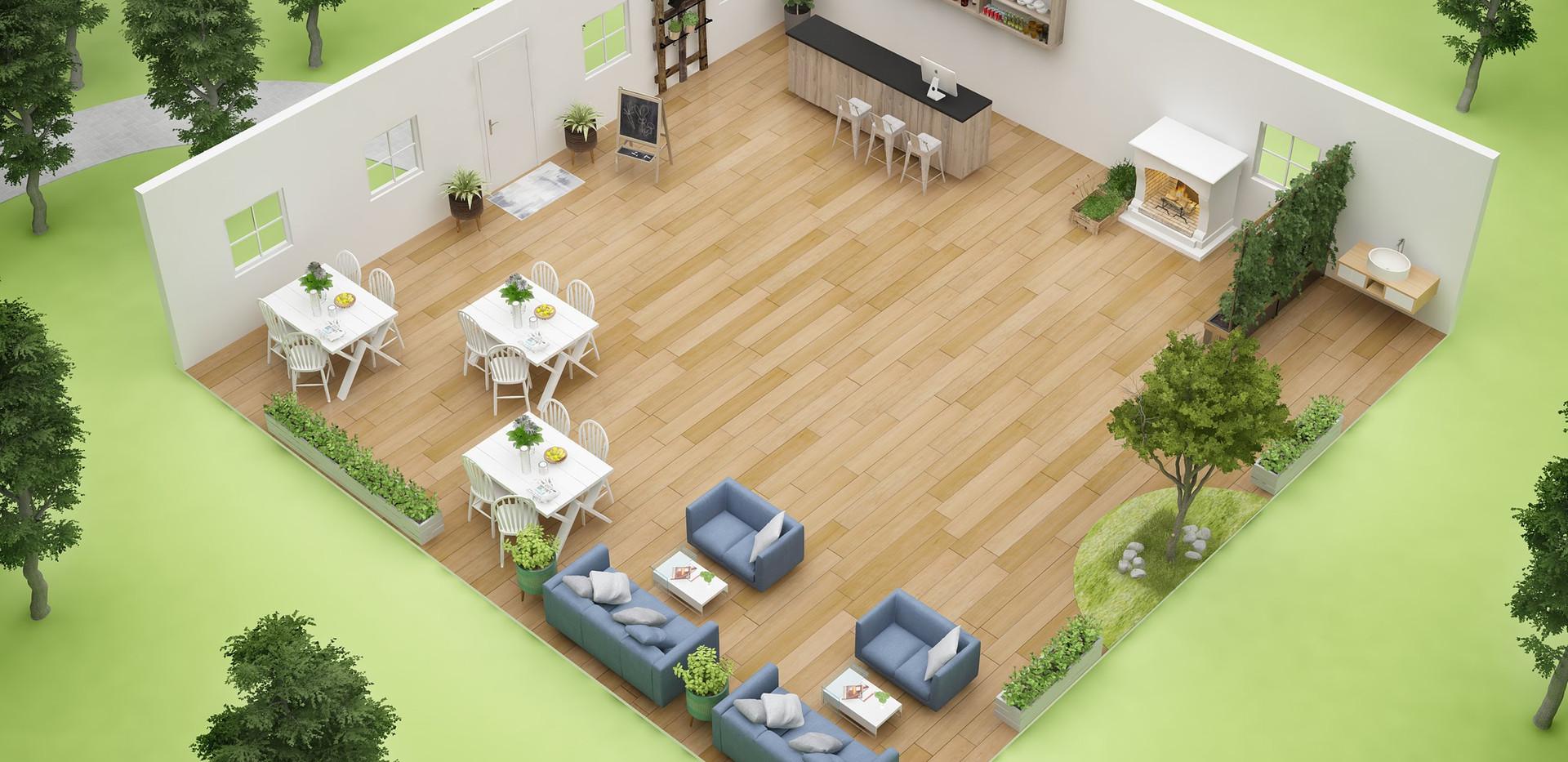 businesspro4you_original_3D  floor plan restaurant