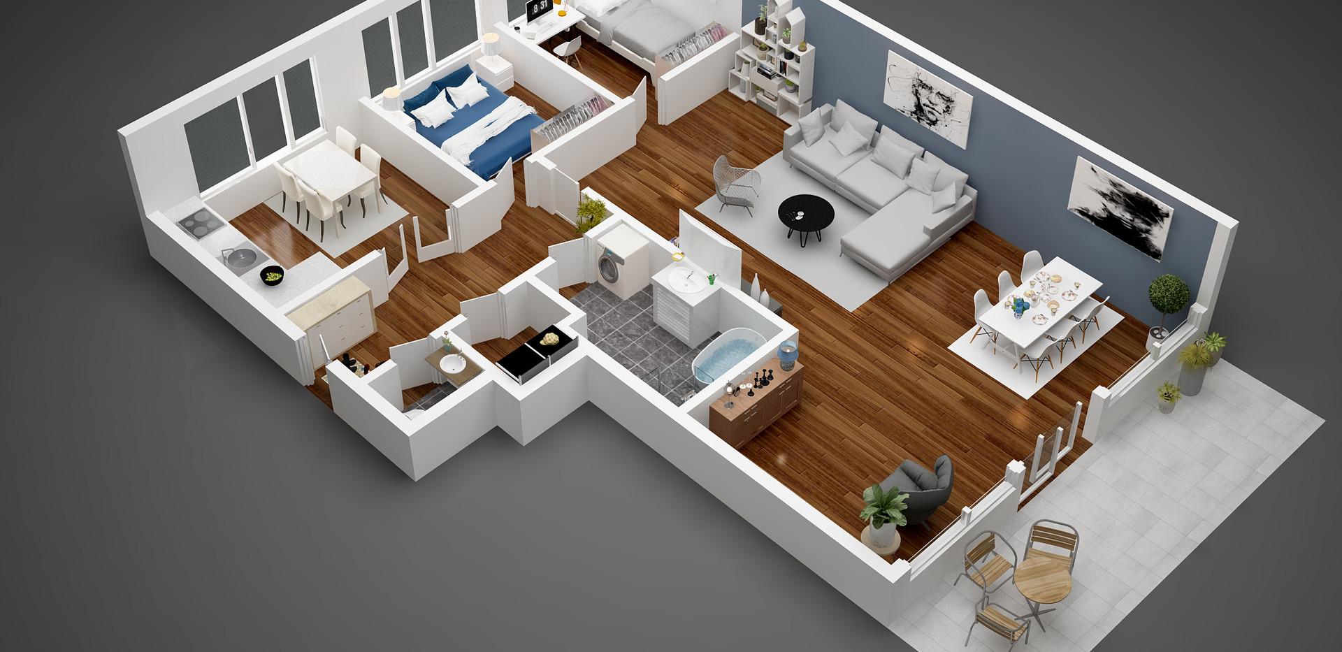 pro 3d floor plan
