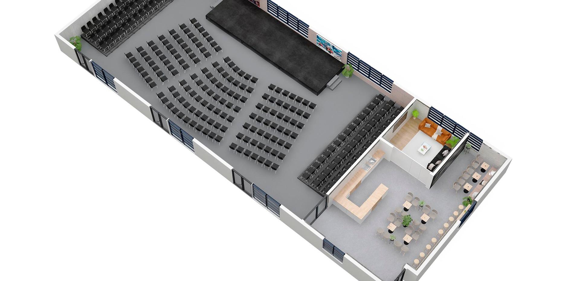roxyfayevans_v1_3D  floor plan stage