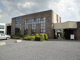 bedrijfsgebouw te koop op industriepark Herk-de-stad