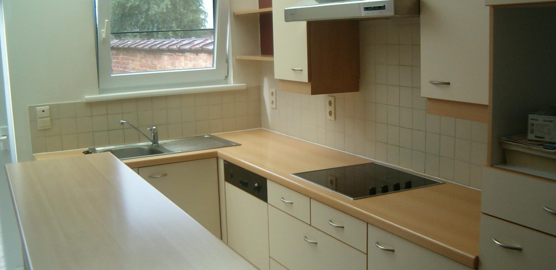 keuken in leefruimte