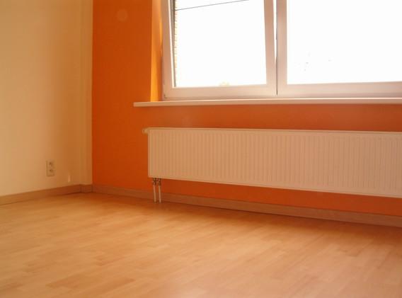 kleine slaapkamer of bureau