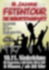 DJ P.HAENDLER zu Gast auf der Fetentour Veranstaltung in Niederlehme I Ziegenhals