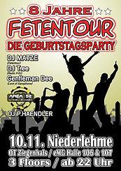 Fetentour Niederlehme