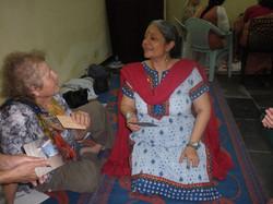 מסע נשי הודו 2013