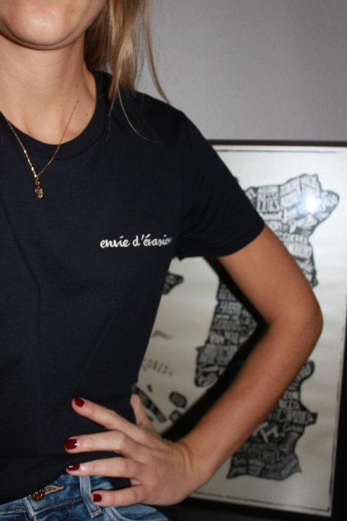 """t-shirt """"envie d'évasion"""""""
