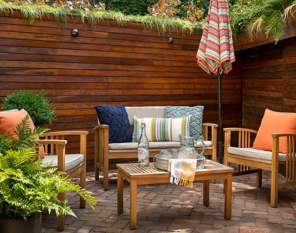 Staghorn Small Backyard Garden Design